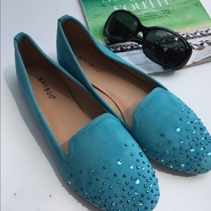 BAMBOO SPARKLING FLATS